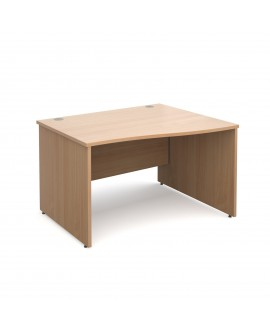 Maestro 25 PL right hand wave desk