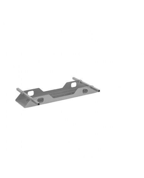 Connex double cable tray