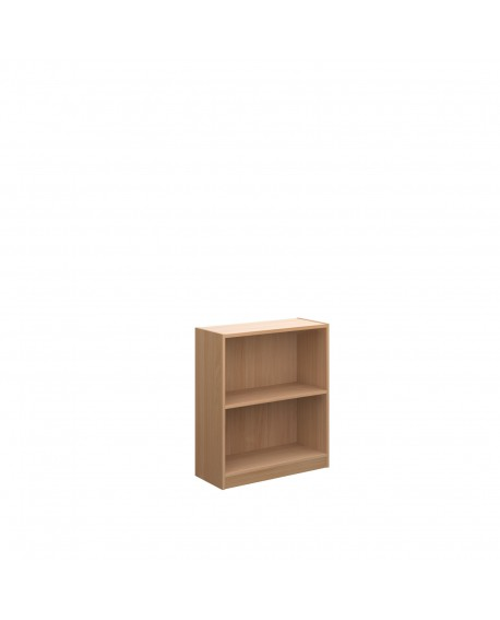 Economy bookcase with shelves