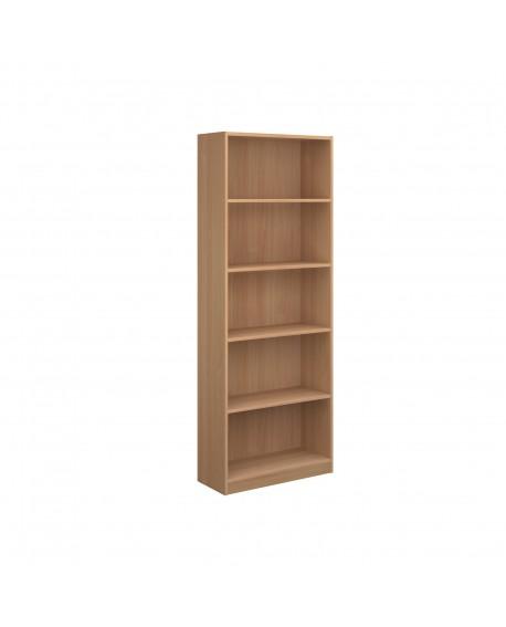 Economy bookcase with shelves