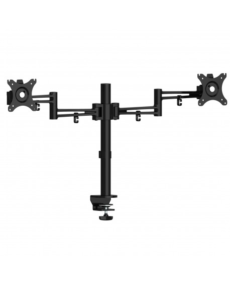 Luna double monitor arm