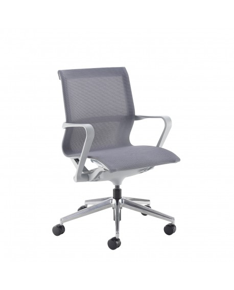 Lola medium back designer operators chair