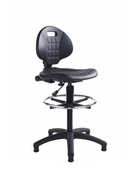 Prema polyurethane industrial operators chair