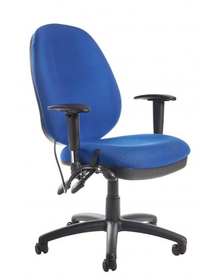 Sofia adjustable lumbar operators chair
