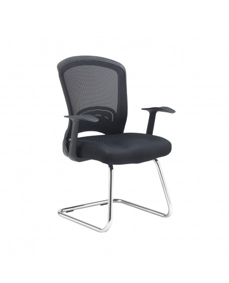 Solaris mesh visitors chair