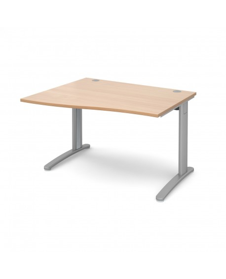 TR10 left hand wave desk