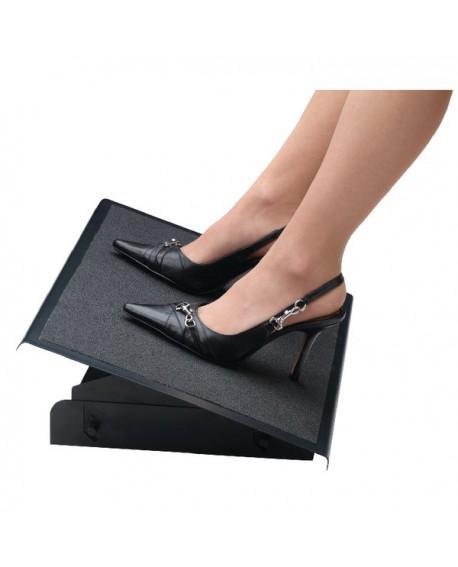 Fellowes Professional Series Black Heavy Duty Foot Rest 8064101