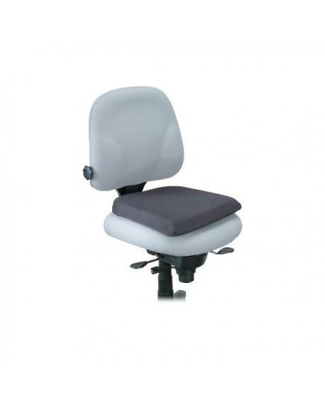 Kensington Memory Foam Seat Rest Black 82024