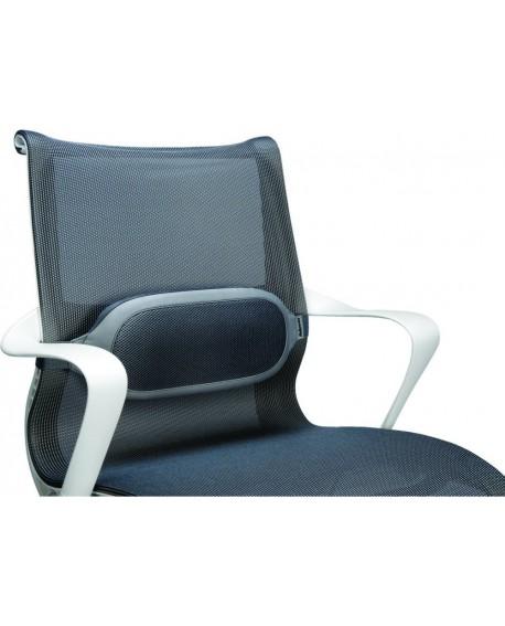 Fellowes I-Spire Series Lumbar Cushion Grey 8042201