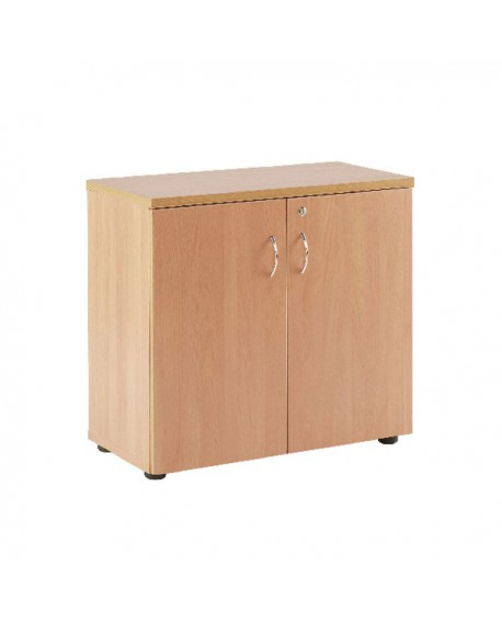Office Hippo Desk High Lockable Cupboard