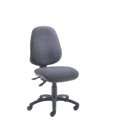 Office Hippo Fabric Office Chair without Arms
