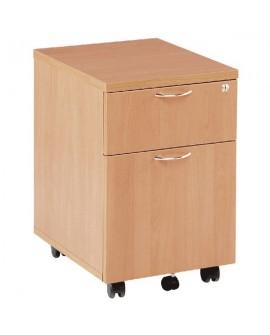 First Mobile Under Desk Pedestal