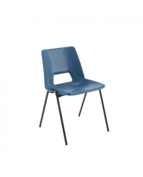 Jemini Classroom Blue Chair 260mm KF74980