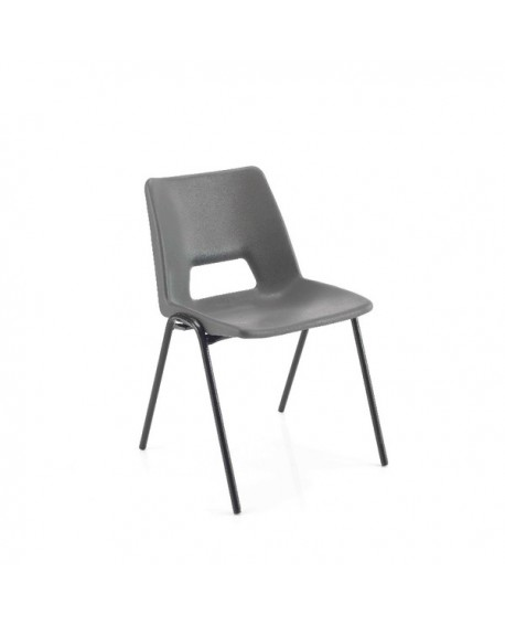 Jemini 260mm Classroom Charcoal Chair KF74990