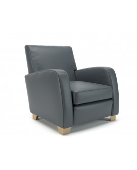 Wynne Armchair Faux Leather