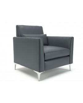 Roselle Armchair Faux Leather