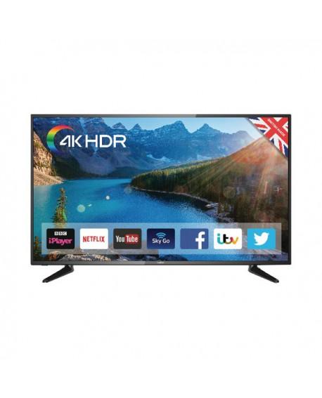 Cello 50 Inch Smart LED 4K TV C50SFS4K