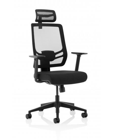 Ergo Twist Task Operator Chair