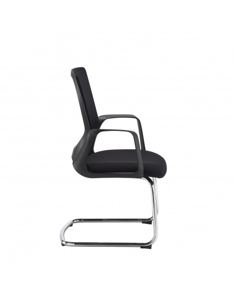 Toto Mesh Back Cantilever Visitor Chair