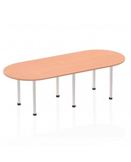 Impulse Boardroom Table Post Legs