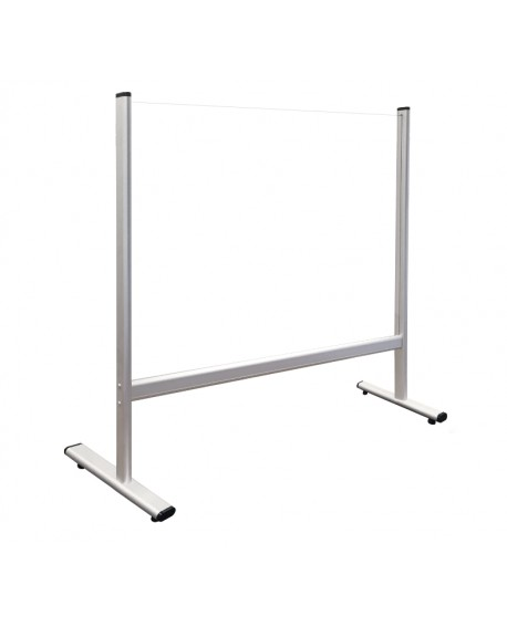Counter and Desk Protection Acrylic Glass Screen