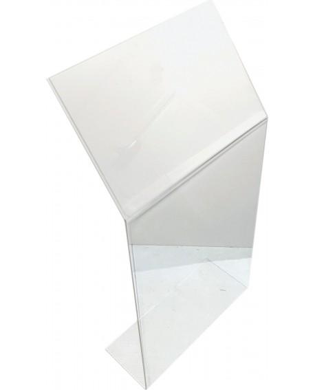 Counter Shield Screen 800x400x150mm CNP07243