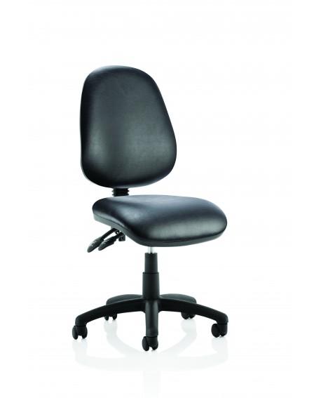 Eclipse II Vinyl Task Operator Chair