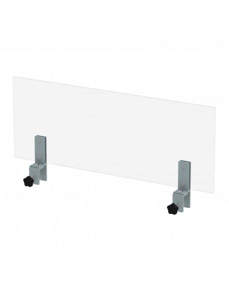 Protect Plus Acrylic Desktop Screen Topper 800 x 300