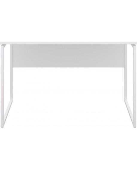 Jemini Soho Square Leg Desk White/White Leg SD03WHWH