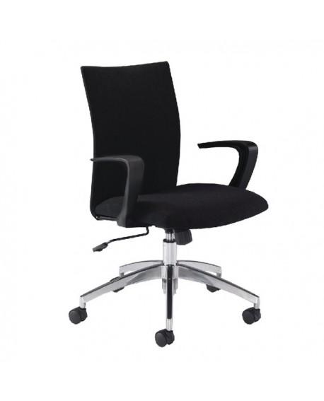 Arista Black Indus Soho Chair KF74824