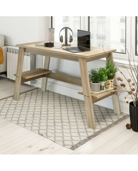 Baylor Trestle Home Office Desk