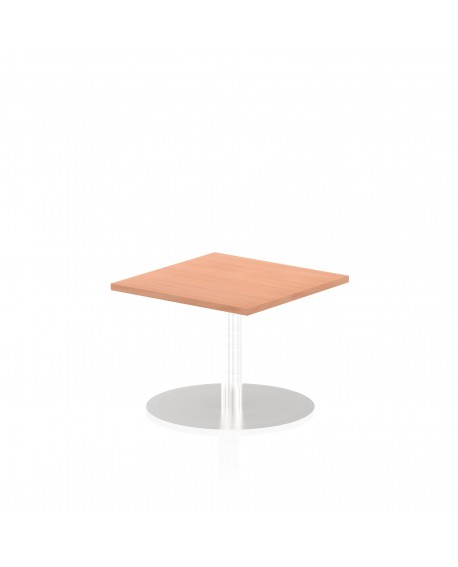 Italia Poseur Square Table
