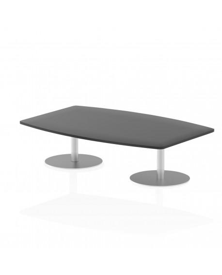 High Gloss Italia Poseur Boardroom Table