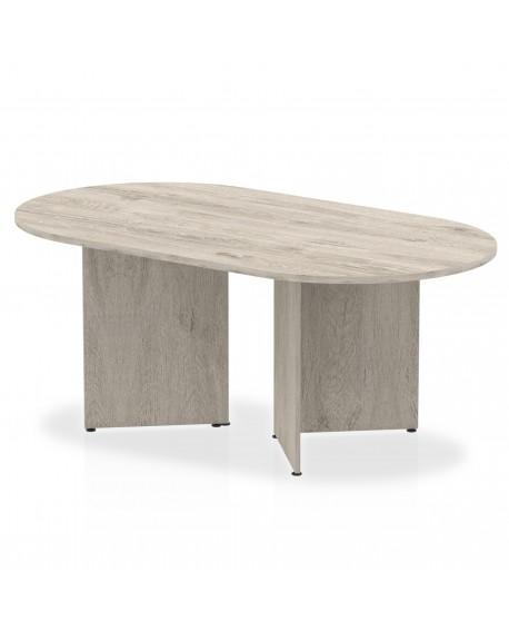 Impulse Boardroom Table Arrowhead Legs