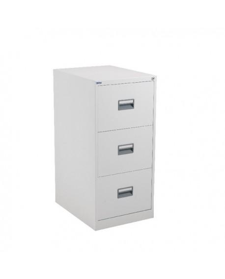 Talos 3 Drawer Filing Cabinet White KF78769
