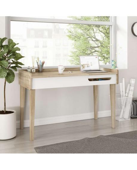 Giru Home Office Desk Sonoma Oak