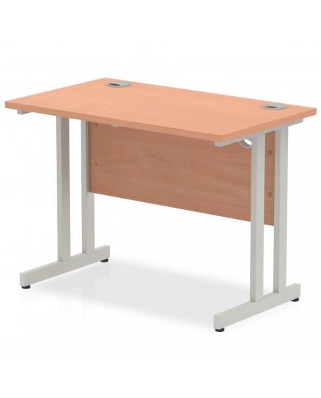 Impulse Cantilever Leg Return Desk