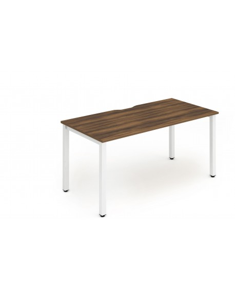 Evolve Single Bench Desk