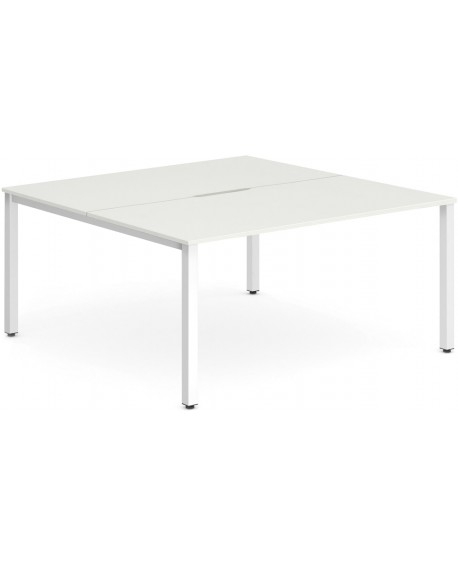 Evolve B2B Bench Desk (2 Pods)