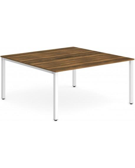 Evolve Plus B2B Bench Desk (2 Pods)