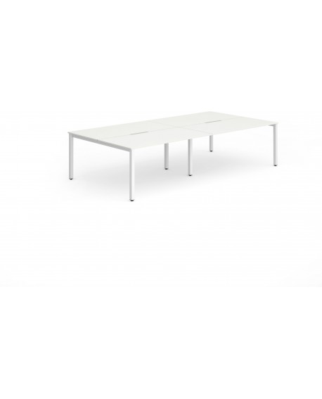 Evolve B2B Bench Desk (4 Pods)