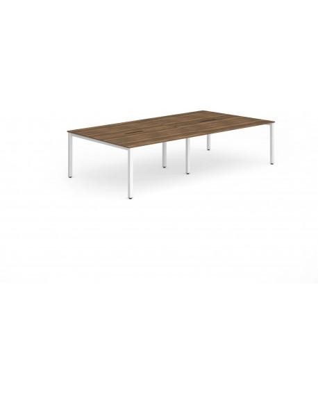 Evolve Plus B2B Bench Desk (4 Pods)
