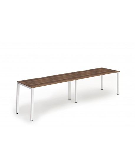 Evolve Plus Single Bench Desk (2 Pods)