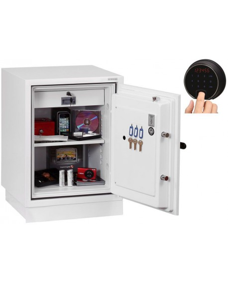 Phoenix Fire Fighter Fire Safe Fingerprint Lock