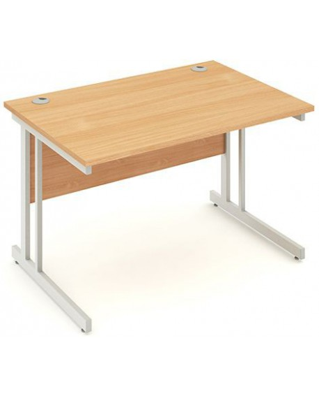 Impulse Cantilever Leg Rectangle Desk