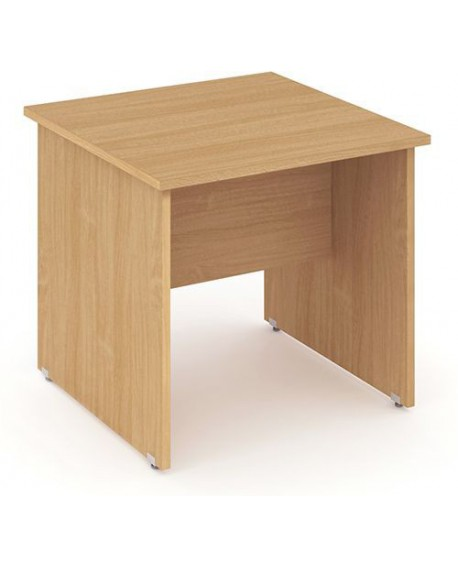 Impulse Panel Leg Return Desk