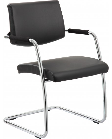 Havanna Leather Visitor Chair