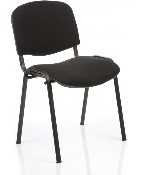 ISO Fabric Stacking Chair (Min Order Qty x 4)