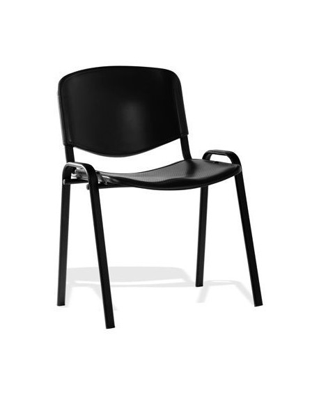 ISO Polypropylene Stacking Chair