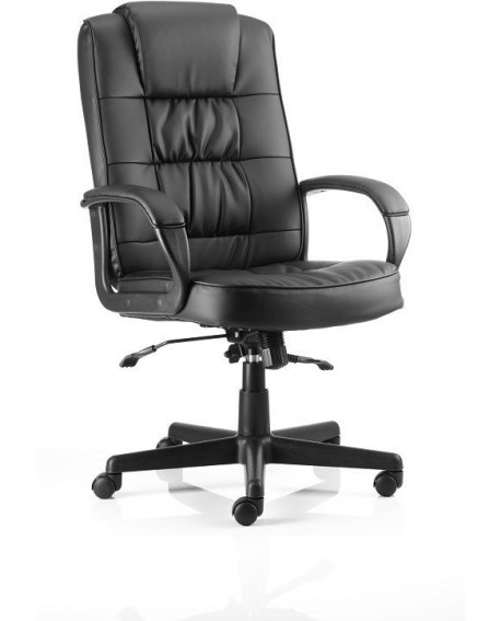 Moore Bonded Leather Executive Chair